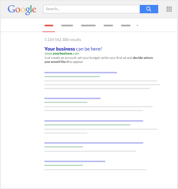 No. 1 on Google - Get Your Business Here with SEO search engine optimisation