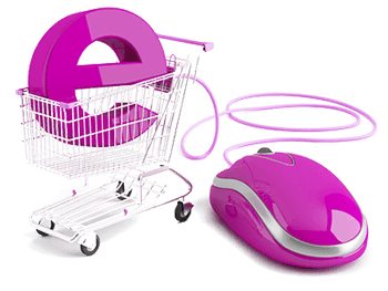 eCommerce shopping website development and shopping carts