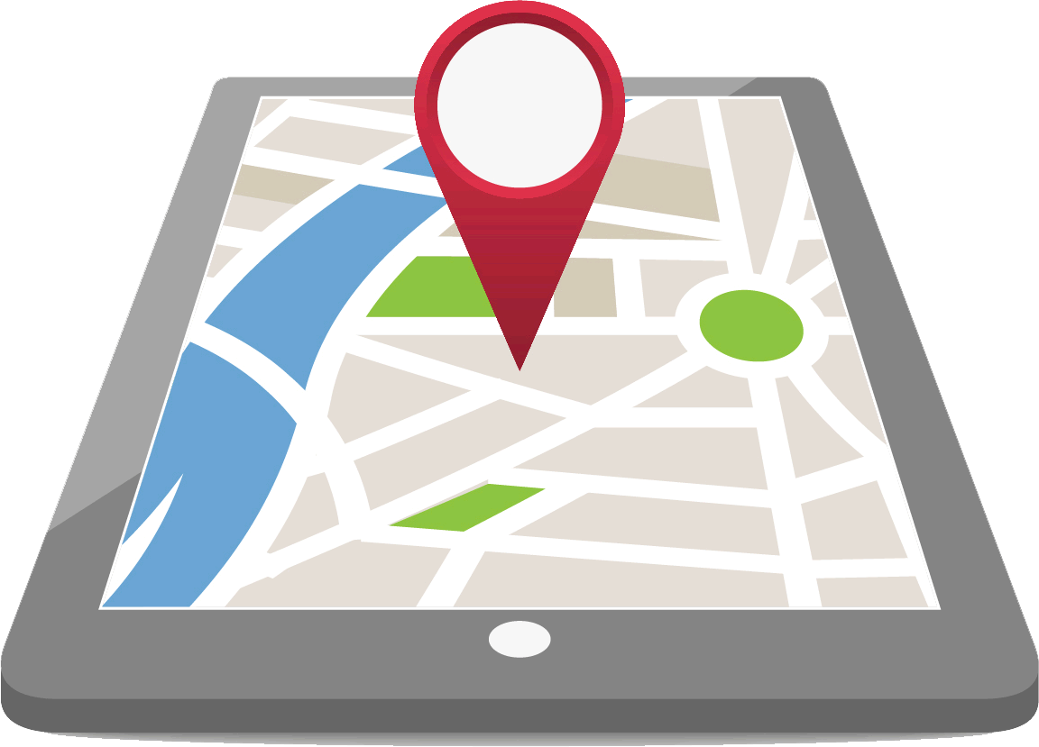 Search engine optimisation / Local SEO map pin