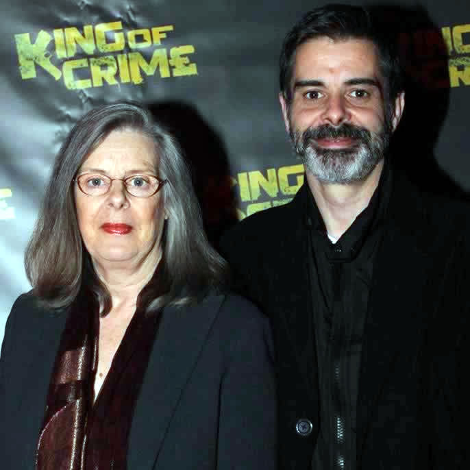 The Team at the King of Crime movie premiere